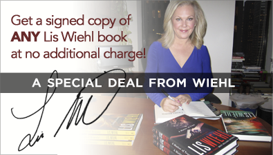 Get a signed copy of ANY Lis Wiehl book at no additional charge!
