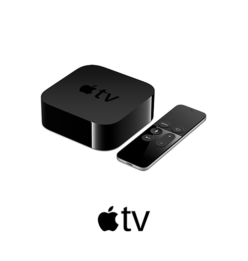 Apple TV Logo