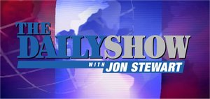 Bill on The Daily Show