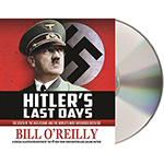 Hitler's Last Days - Audio CD