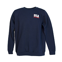 USA Strong Women's Crewneck Sweatshirt