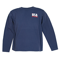 USA Strong Women's Long Sleeve T-Shirt