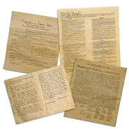 Replica Historical Parchment Bundle