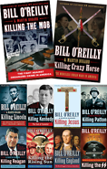 LIFETIME Concierge Membership with FREE Killing Series Collection including Killing Crazy Horse