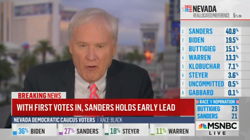 MSNBC: Sanders Win in Nevada Is Like France Falling to the Nazis