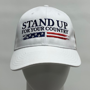 Stand Up For Your Country Structured Baseball Cap